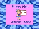 Primary Math Anchor Charts
