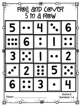 Primary Math Centers