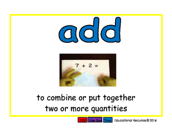 Primary Math English 2-way blue