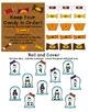 Primary Math Halloween Game Bundle