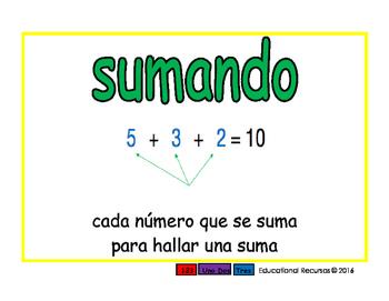 Primary Math/Matematicas por primaria 2-way blue/verde