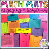Primary Math Mats: Engaging Dry Erase Practice: Math Tool Kit