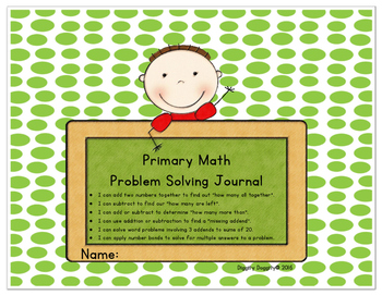 Word Problems for Primary Practice