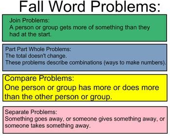 Primary Math Word Problems Set 1