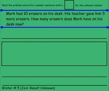 Primary Math Word Problems Set 2