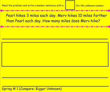 Primary Math Word Problems Set 3