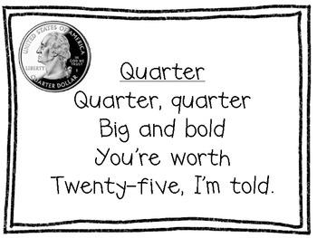 Primary Money Poems