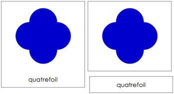 Primary Montessori Geometry Bundle