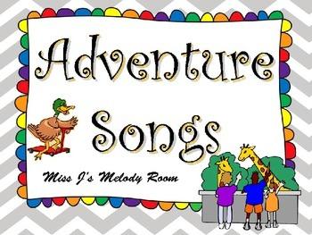 Primary Music: Adventure Songs