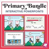 Primary Music - Interactive PowerPoint Bundle