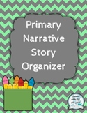 Primary Narrative Writing Graphic Organizers