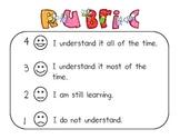 Primary Number Based Rubric