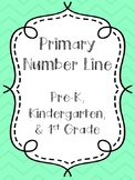 Primary Number Line