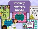 Kindergarten Numbers Bundle