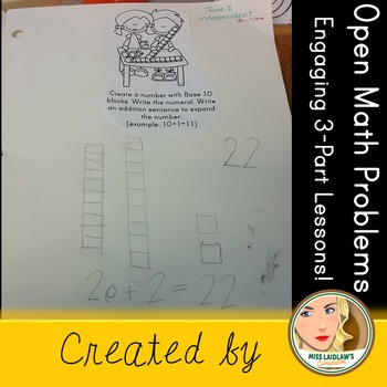 Primary Open Math Problems - Growing Resource