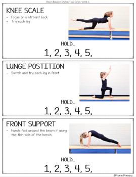 Primary PE Gymnastics Unit Plan