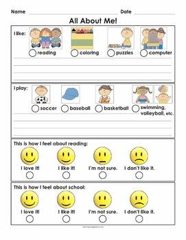 Primary Parent and Student Interest Surveys