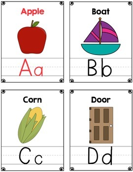 Primary Perfect Color Flashcards