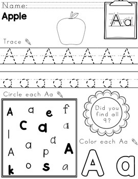 Primary Perfect Letter Work: Handwriting, Morning Work, Letter Practice