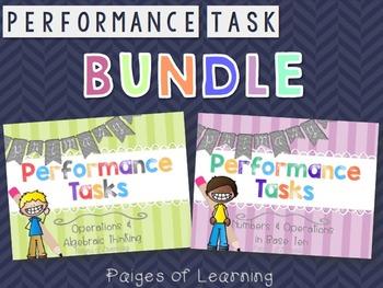 Primary Performance Task Bundle