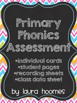 Primary Phonics Assessment