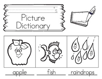 Primary Picture Dictionary