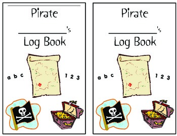 Primary Pirate Pack: Time Capsule, 100th Day at Sea (Schoo