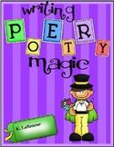 Primary Poetry Writing kit