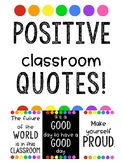 Primary Positive Vibes Quotes