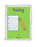 Primary Printing