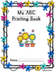 Primary Printing Practice Pages