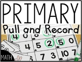 Primary Pull and Record: Math
