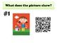 Primary QR Code Reading Activity