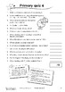 Primary Quizzes – Ages 8-10