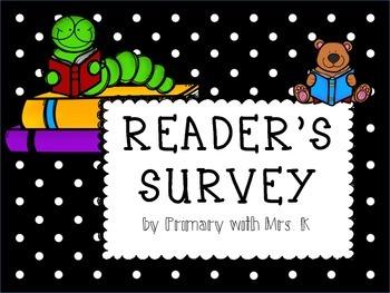 Primary Reader's Survey