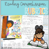 Primary Reading Comprehension Rubrics and Assessments