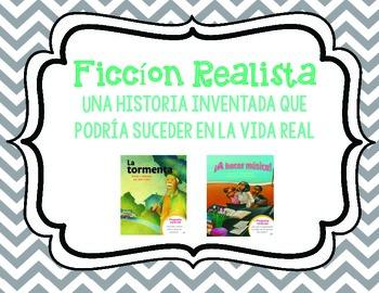 Reading Genre Posters Grey Chevron *Spanish*