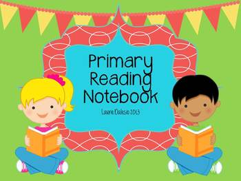 Primary Reading Notebook