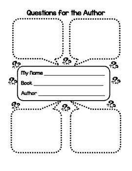 Primary Reading Response Graphic Organizers