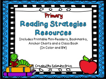Primary Reading Strategies Resources-Freebie