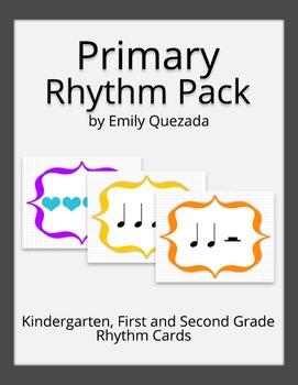 Primary Rhythm Pack