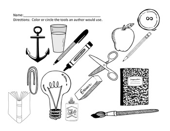 Primary School Author Assessment