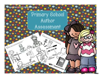 Primary School Author Assessment