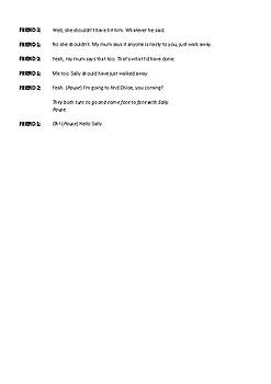 Primary School Drama Policy