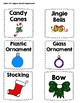 Primary Science Fair Project - Editable - Magnetic Christmas Experiment