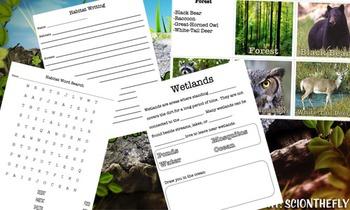 Primary Science: Habitats