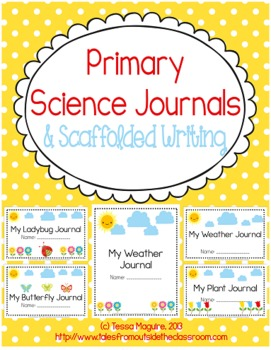 Science Journals: Life cycles and weather observations