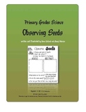 Primary Science Observing Seeds
