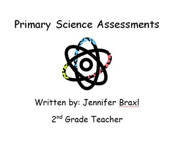 Primary Science Tests