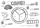 Beginner art activity! Primary & Secondary Colours
